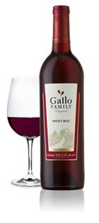 Gallo Family Vineyards Sweet Red 750ml -...